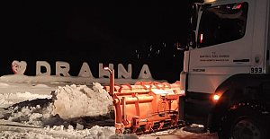 Kardan Kapanan 32 Köy Yolu Açıldı