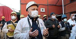 263 madenci dualarla anıldı