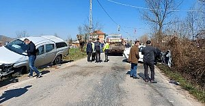 Feci Kazada 1 Kişi Öldü, 2 Kişi Yaralandı