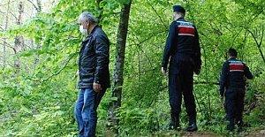Ormanda Kaybolan Yaşlı Adam Aranıyor