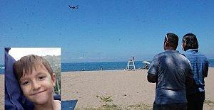8 Yaşındaki Doğukan, Termal Dronla Aranıyor