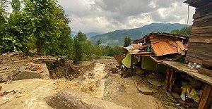 Bartın'da Sel Felaketi: 1 Ölü, 1 Kayıp