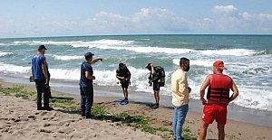 Deniz Kenarında Oynayan Çocuk Kayboldu