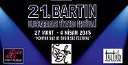21.Bartın Tiyatro Festivali Başladı