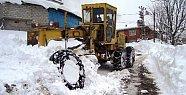220 Köy Yolu Kapandı