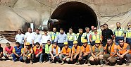 24 kilometre 10 tüp tünel