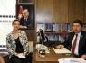 ABD  Büyükelçiliği'nden Tunç'a ziyaret