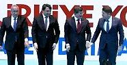 Ak Parti Adayları Aday Tanıtım Töreninde