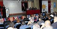 Ak Parti Ekim ayı İl Danışma Meclisi