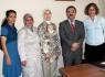 Ak Parti Kadın Kolları'ndan Erdim'e ziyaret