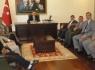 Ak Parti yönetiminden Vali Küçük'e ziyaret