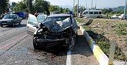 Akçamescit'te Feci Kaza: 1 Ölü, 12 Yaralı
