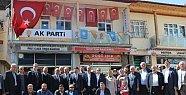 Akparti Adayları Ulus Teşkilatını Ziyaret