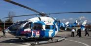 Ambulans helikopter skandalı