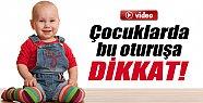 Anne Babalar Bu Oturuşa Dikkat - Video