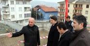 Atatürk İlkokulu inşaatı devam ediyor