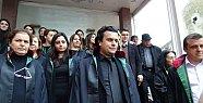 Avukatlardan Özgecan Protestosu