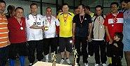 Babalar Futbol Turnuvası sona erdi