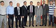 Bakiad'dan Vali Yardımcılarına Hoşgeldin Ziyareti