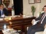 Bank Asya müdüründen Başkan'a ziyaret