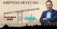 Bartın Üniversitesi Yarın TRT Okul'da
