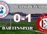 Bartınspor 3.Lig'e göz kırptı: 0-1