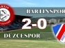 Bartınspor play-off'ta:2-0
