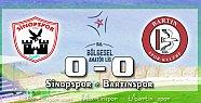 Bartınspor Şaka Gibi: 0-0