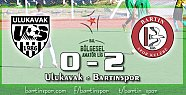 Bartınspor Son Dakikalarda Güldü: 0-2