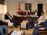 Bartınspor yönetiminden Başkan'a ziyaret