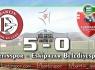 Bartınspor'dan beşi biryerde: 5-0