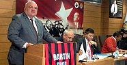 Bartınspor'un yeni başkanı Mehmet Somaklı