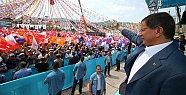 Başbakan Ahmet Davutoğlu Karabük'te