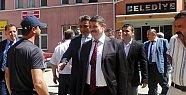 Başkan Akın Kardeş Kumluca'da