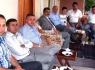 Başkan Akın, Umre'den dönen Karaman'ı ziyaret etti