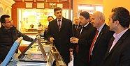 Başkan Karaman Seçimlere Sıkı Hazırlanıyor