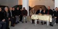Başkan Özsoylar Şahin Sitesi'nde
