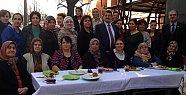 Başkan Tel Kırma Kursunu ziyaret etti
