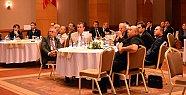 Başkan Timur Kruvaziyer Liman Çalıştayına Katıldı