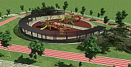 Başkan'dan Bir Proje Daha: Elmalık Spor Parkı