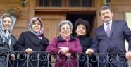 Başkan'dan Kadırga ve Küçükekşi'ye ziyaret