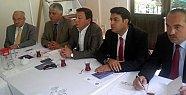 Batı Karadeniz İşbirliği Platformu Ulus'ta