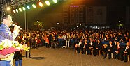 Belediye Cumhuriyet Bayramını Konserle Kutladı