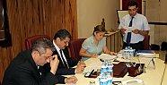 Belediye meclisi ayı Haziran toplantısı
