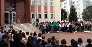 Belediye Personelinden Soma Şehitlerine Saygı
