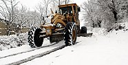 Belediye'de Kar Alarmı