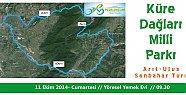 Bisiklet Severler Küre Dağları'nı Keşfedecek