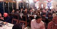 Çalıştay Dolayısıyla Gala Yemeği düzenlendi