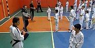 Çaycumalı Taekwondocular Bartın'da