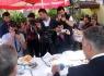 CHP teşkilatı basınla kahvaltıda buluştu